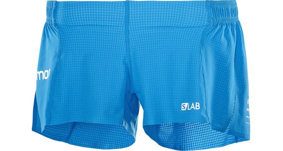 Salomon S/Lab 3 Shorts Women transcend blue